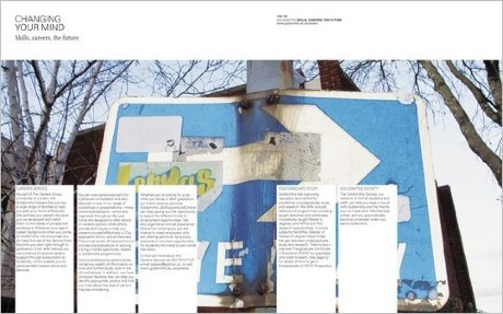Under graduate prospectus spread 471