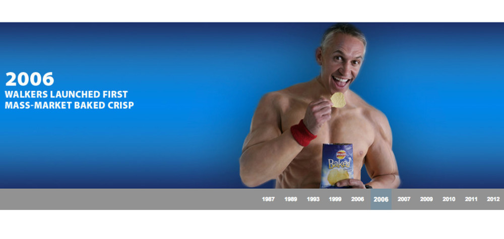 PepsiCo UK website