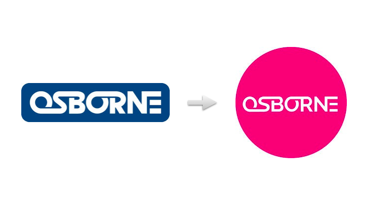 Osborne Construction logos
