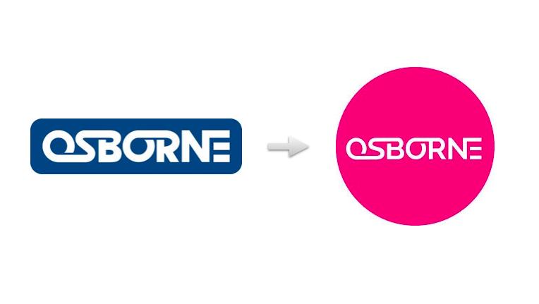 Osborne Construction logos